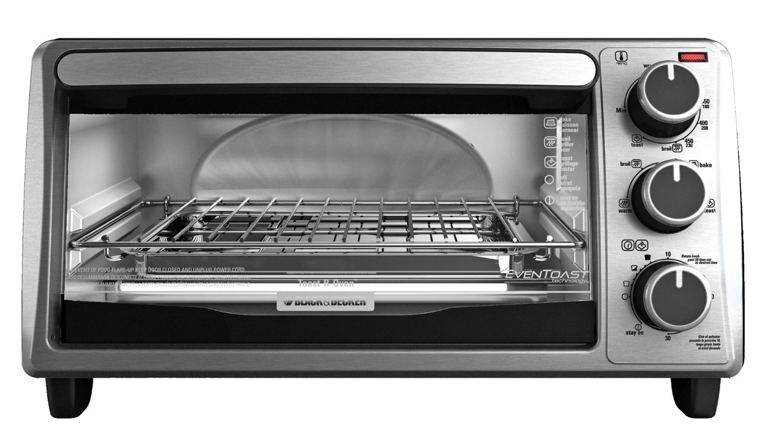 The Best Toaster Oven Top 5 Models & Other Toaster Oven Reviews