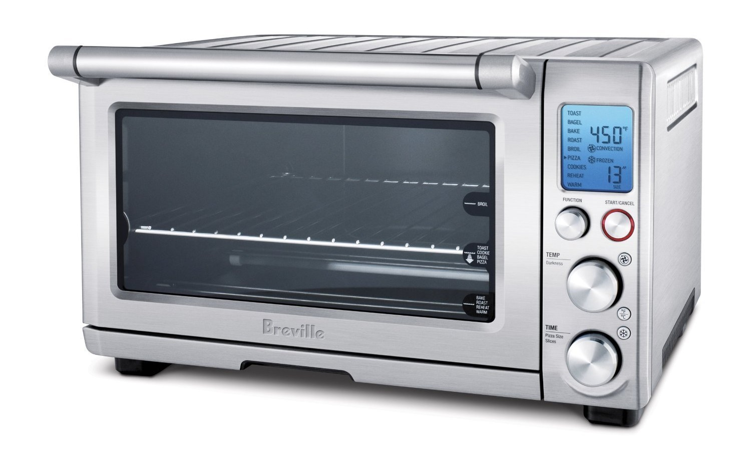 reviews rm one die u intelligent dramatic sunroom slice function pans gratifying oven with smart breville compact ikon cast delight touch toaster