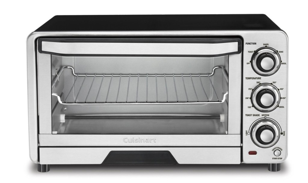 cuisinart tob-40 custom classic toaster oven