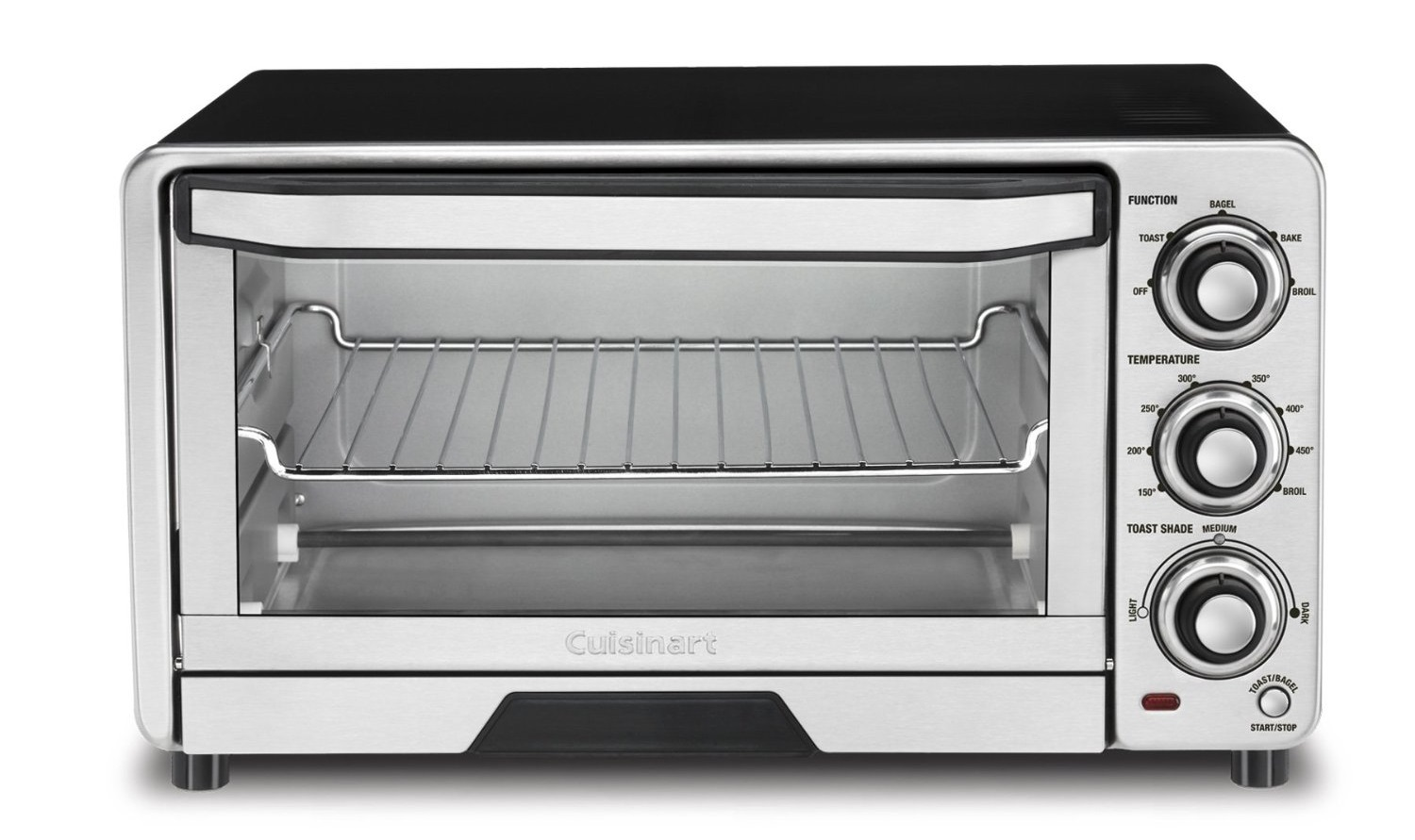 Cuisinart Tob 40 Review A Good Branded Toaster Oven
