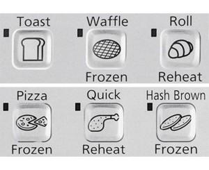 panasonic flash express cooking functions