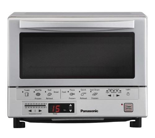 panasonic flash express toaster oven