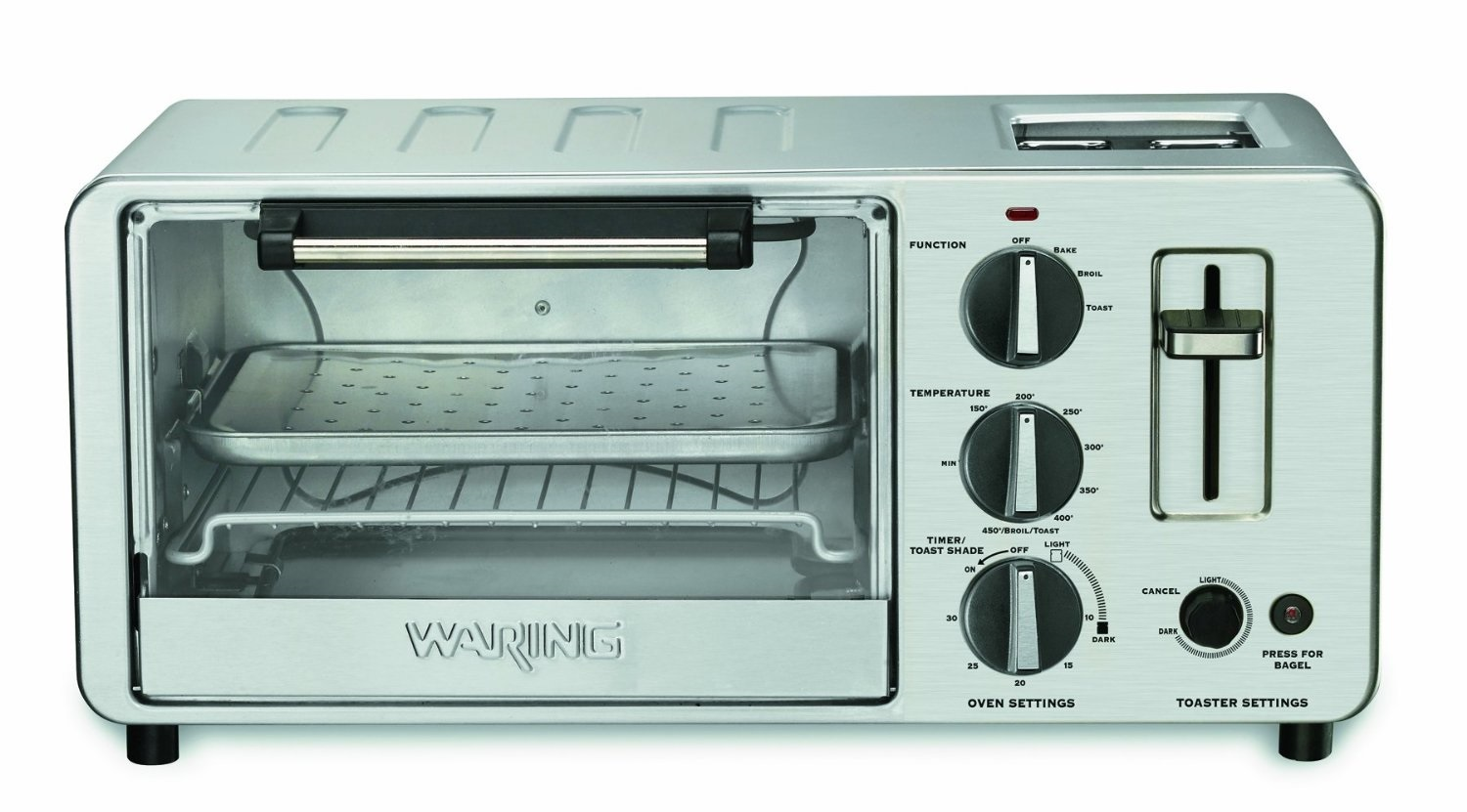 Waring WTO150 Review A Well Made Toaster bo