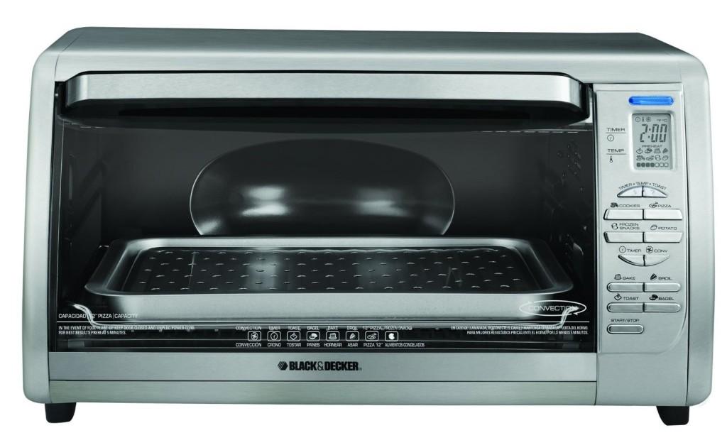 black & decker cto3665s toaster oven