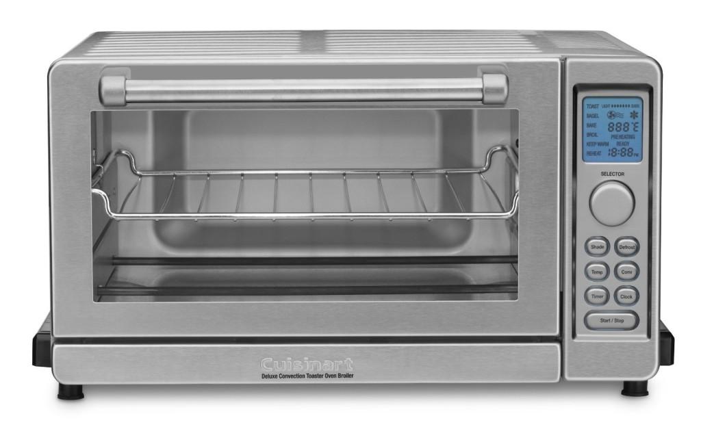 cuisinart tob-135 deluxe toaster oven
