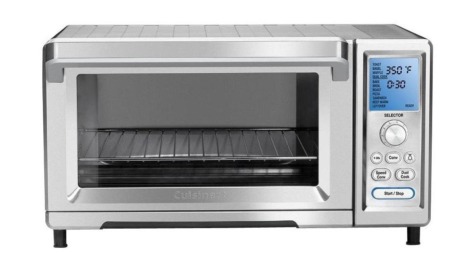 Cuisinart TOB 260N1 Chef s Convection Toaster Oven Stainless Steel