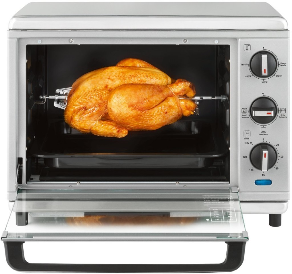 t fal convection and rotisserie toaster oven