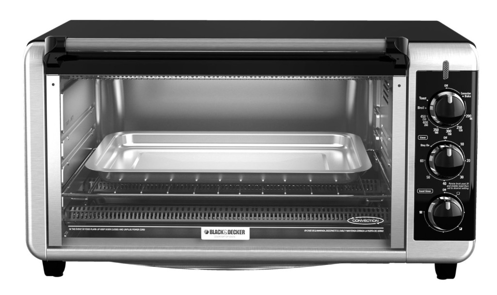 Black & Decker TO3250XSB toaster oven