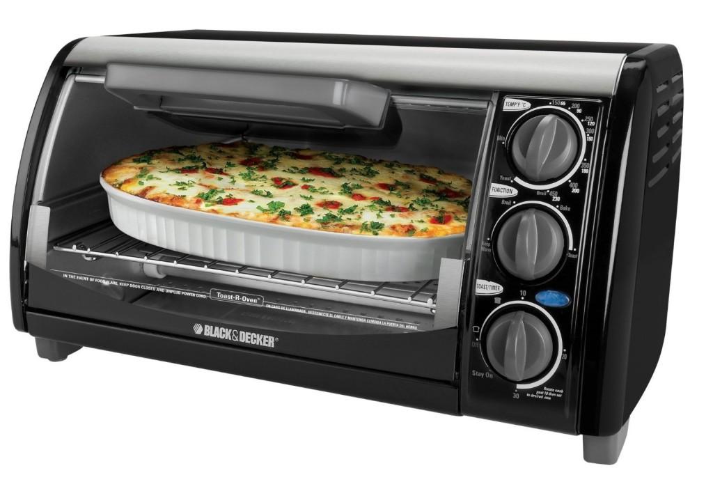 Black & Decker TRO490B toaster oven