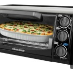 Black & Decker TRO490B Review – A Black Toaster Oven