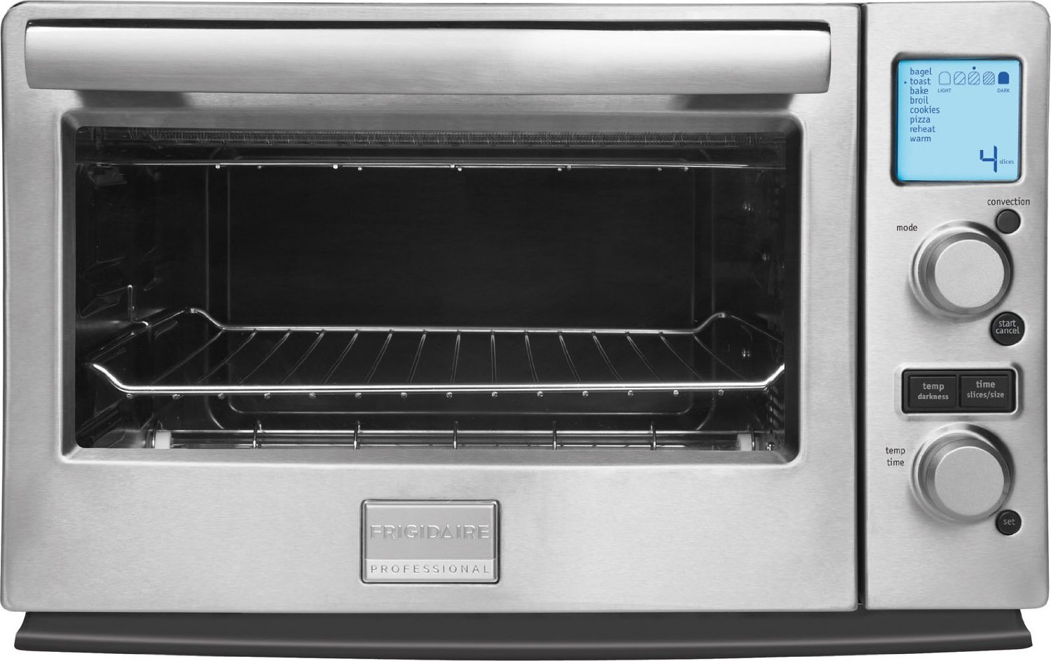 Professional Countertop Convection Oven Reviews : Frigidaire Professional Infrared Convection Toaster Oven Review