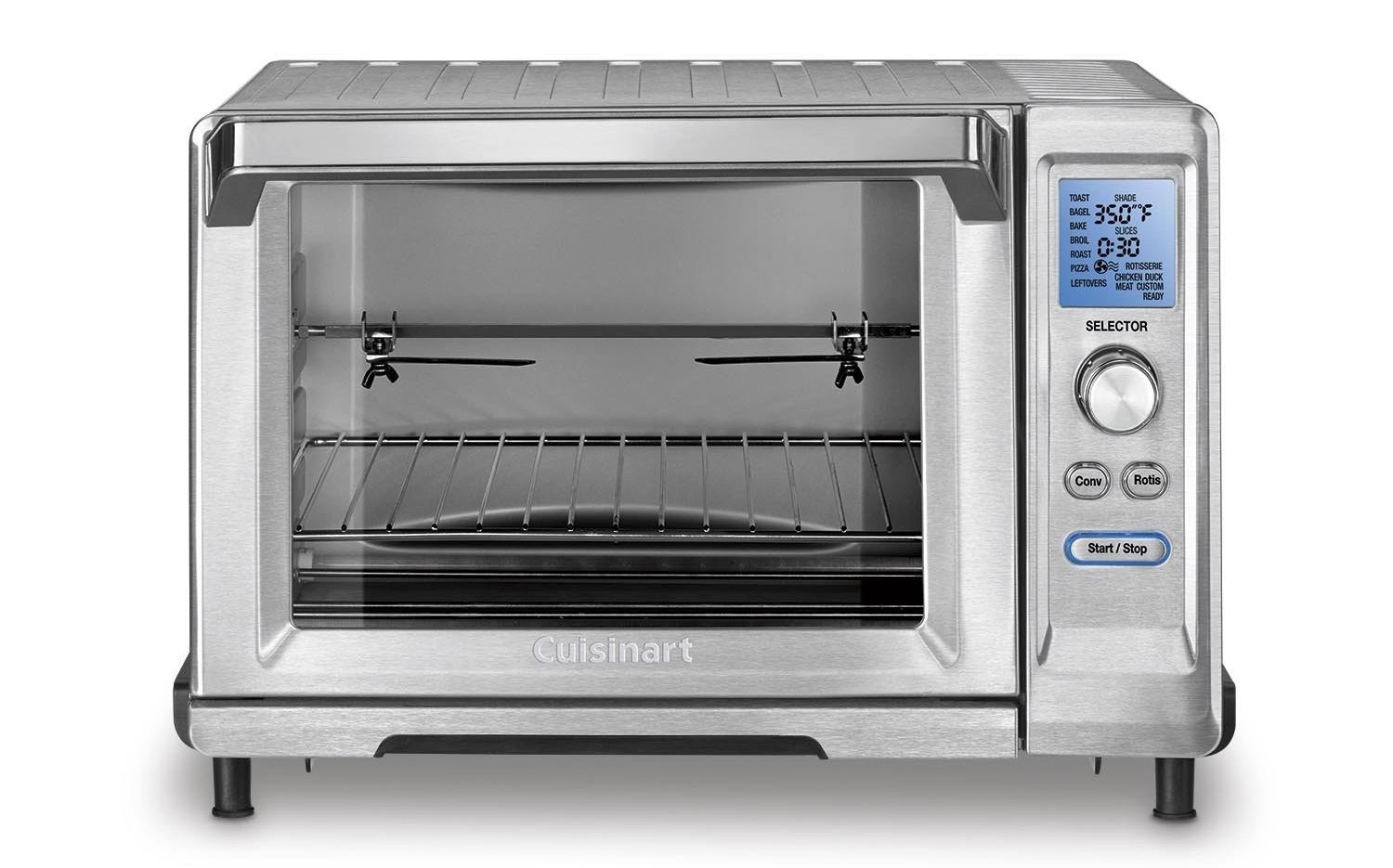 Cuisinart TOB 200 Rotisserie Toaster Oven Review