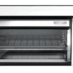 Under Cabinet Toaster Oven – Black & Decker SpaceMaker