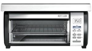 Under Cabinet Toaster Oven – Black & Decker SpaceMaker