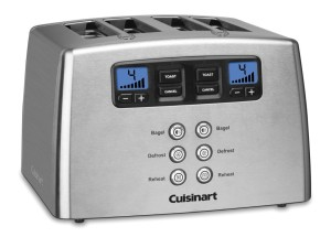 Cuisinart CPT-440 Toaster Review – Touch To Toast Leverless