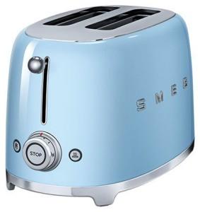 Smeg 2-Slice Toaster Review – Retro Style