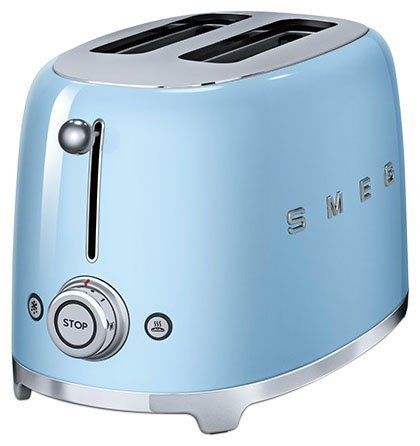 Smeg 2 Slice Toaster Review Retro Style