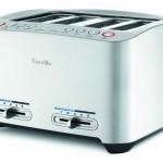 Breville BTA840XL Review – Die Cast Smart Toaster
