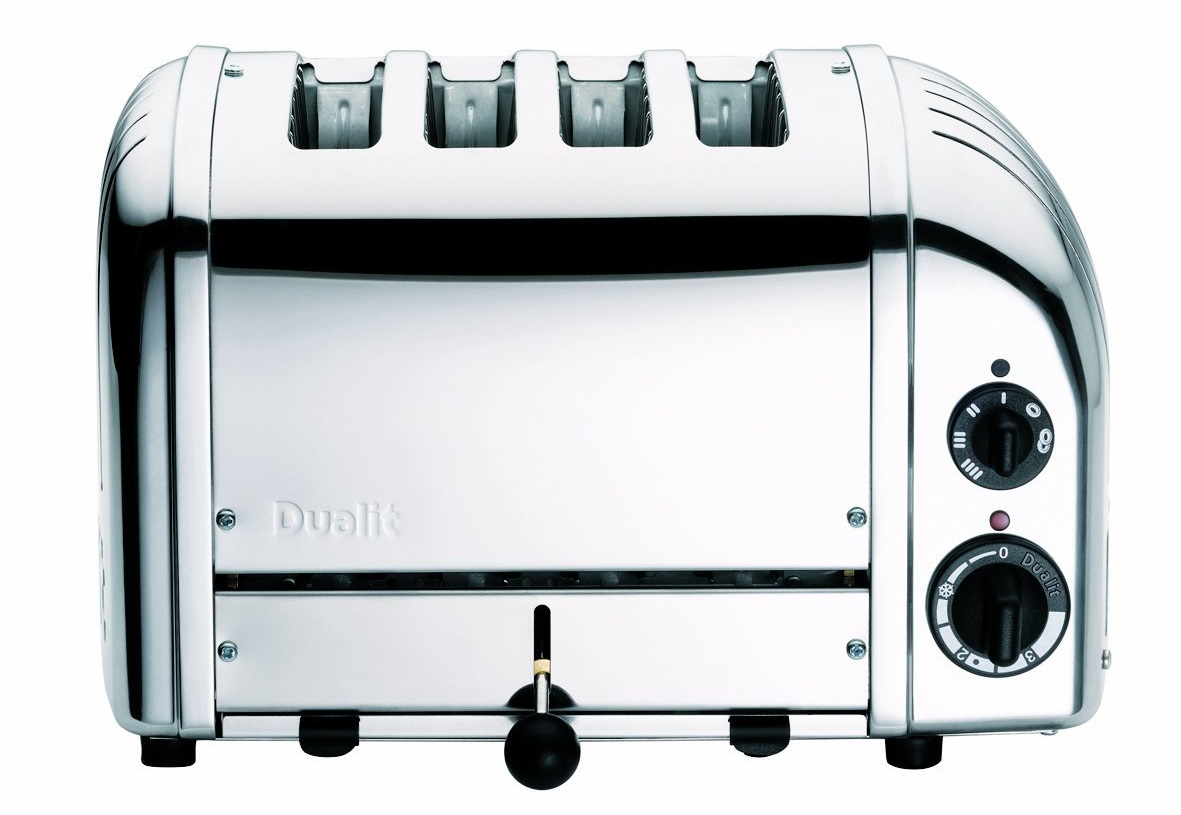 how to make a toasted sandwich in a dualit toaster