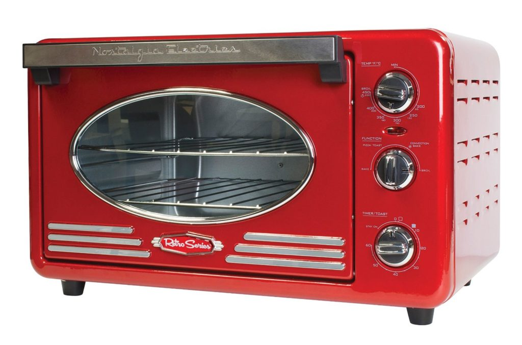 Toaster Oven With 2 Racks Countertop Ovens For Multi