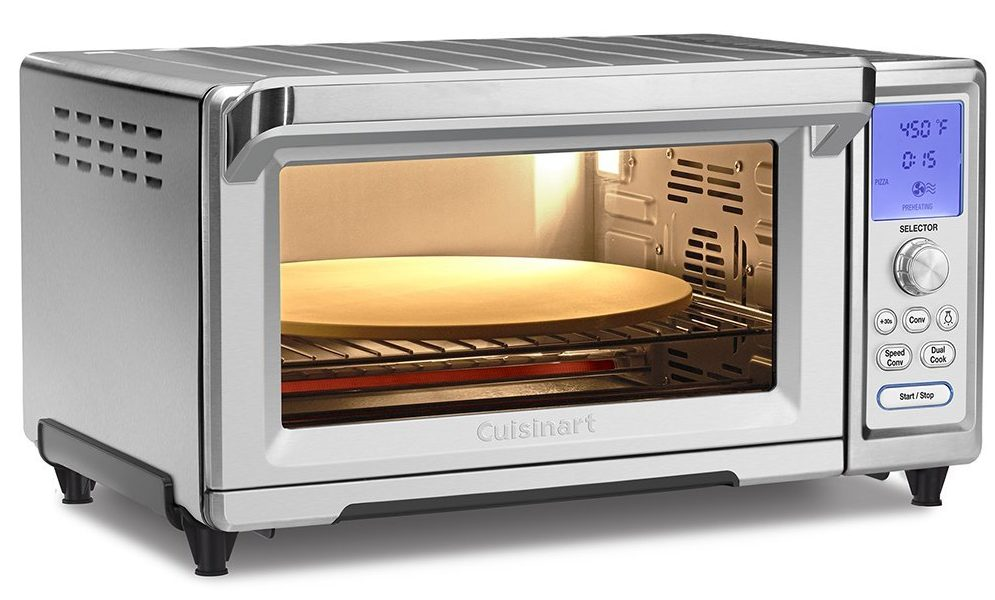 cuisinart tob-260n chef's convection toaster oven
