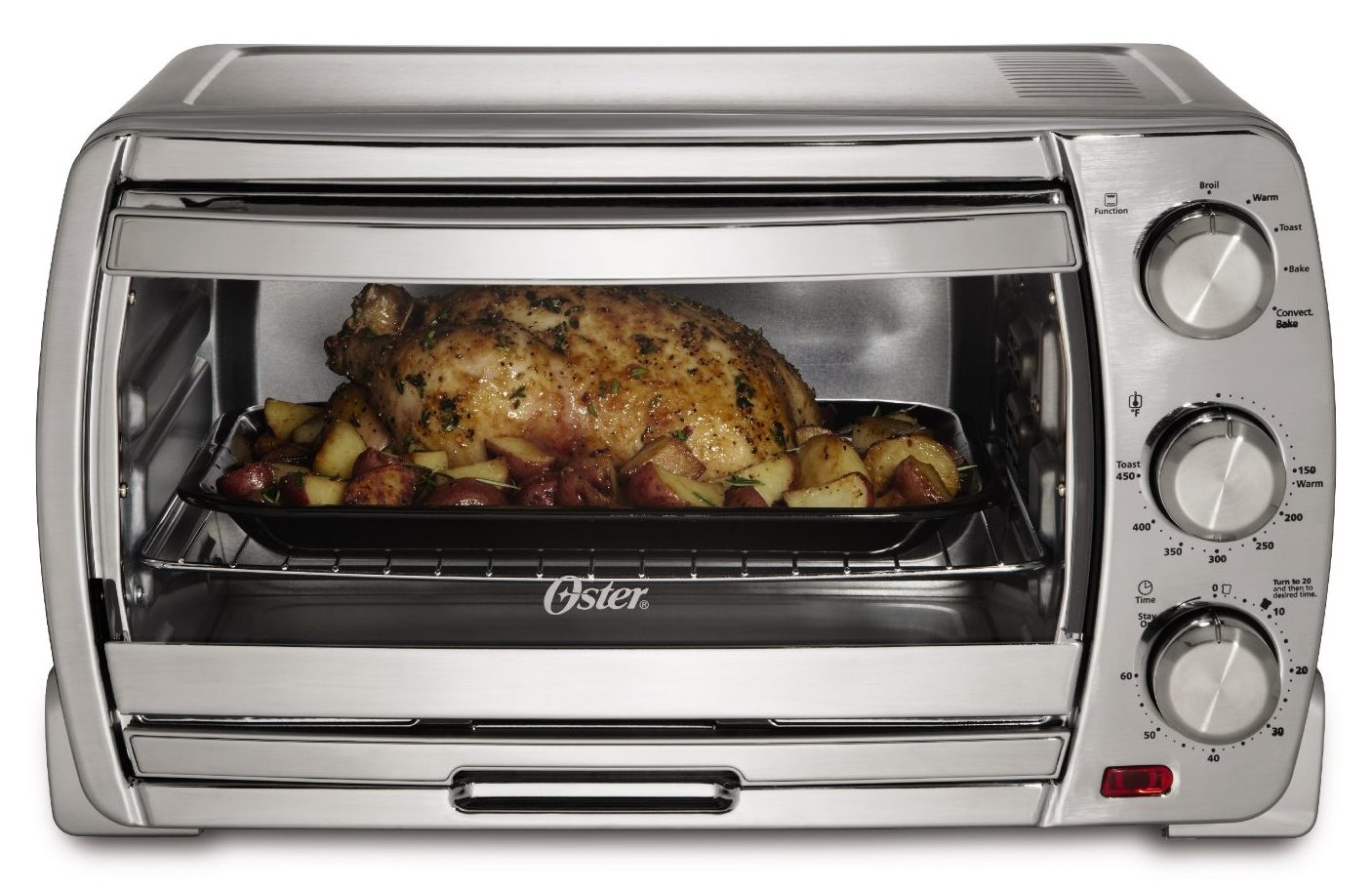 Toaster Oven With 2 Racks : Countertop Ovens For Multi-Level Cooking