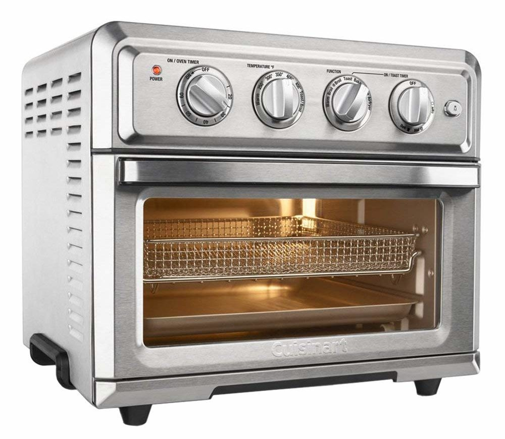 Cuisinart Toa 60 Toaster Oven With Air Fryer